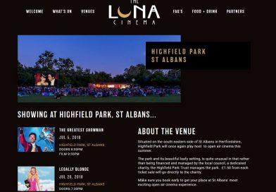 Luna Cinema Films announced