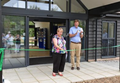 Visitor Centre Opening