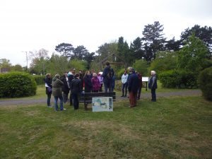 Cancelled -  History Walk 2020 @ Highfield Park Visitor Centre