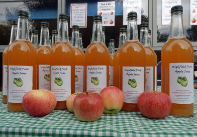 Apple Juice now available!