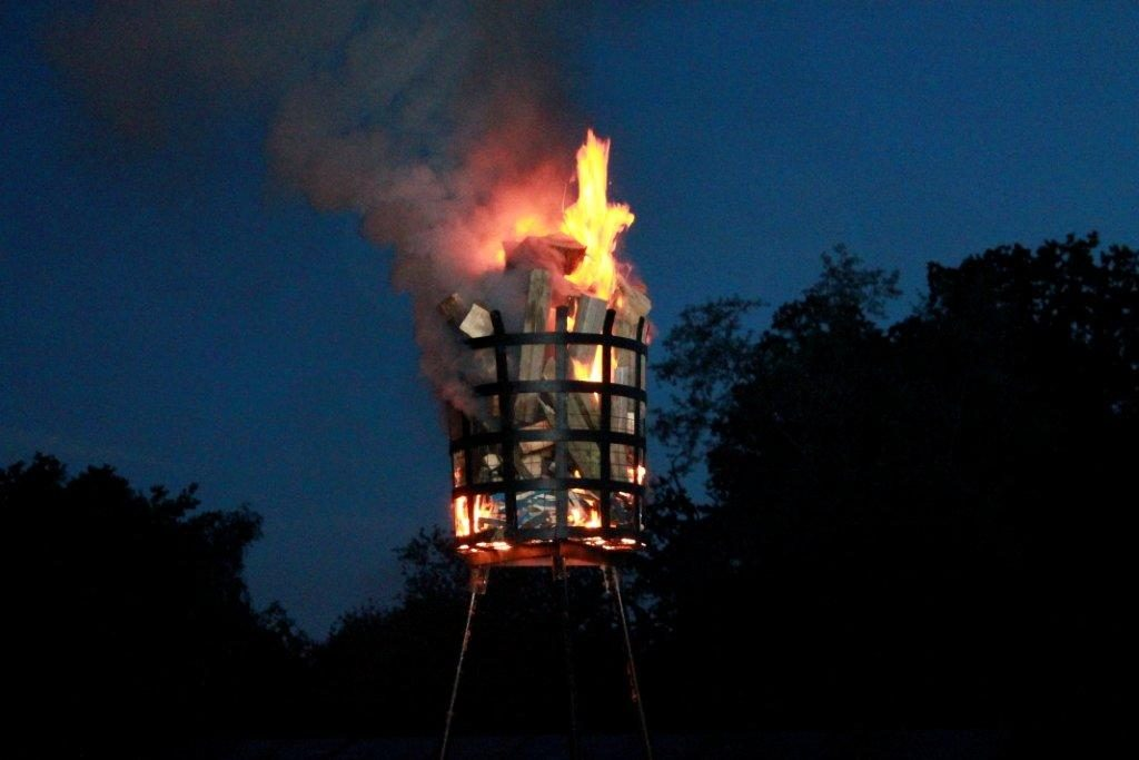 The Highfield Park Trust Jubillee Beacon