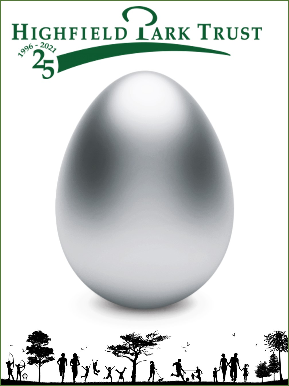 Silver Anniversary Easter Egg Quiz @ Highfield Park Visitor Centre