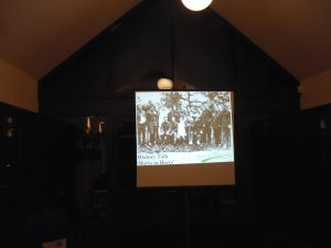 "Fleetville Diaries host ""Barts in Herts"" talk. @ Fleetville Community Centre"