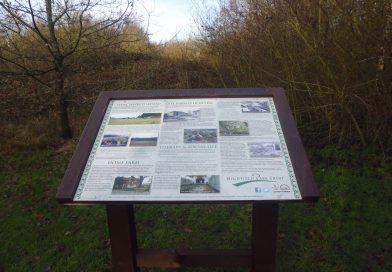 Highfield Park Trust History NoticeBoards