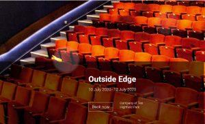 Outside Edge - 10th July Evening @ Highfield Park Cricket pavillion