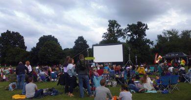 Luna Cinema cancelled at Highfield Park 2020