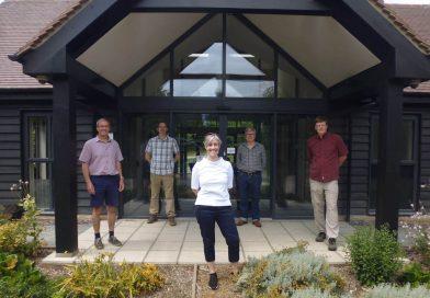 Highfield Park Trust Autumn Newsletter 2020