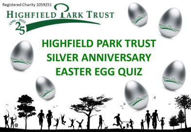 Silver Anniversary Easter Egg Quiz