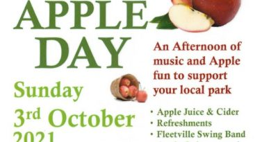 Apple Day 3rd October 2021